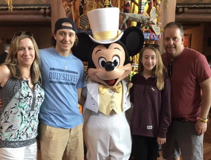 Amy Welnowski - Platinum Mouse Vacations