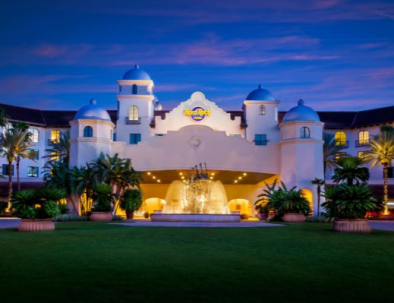 Hard Rock Orlando Hotel