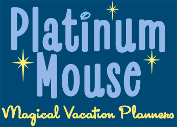 Platinum Mouse - Magical Vacation Planners