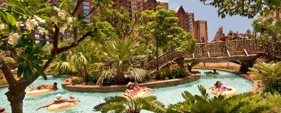 Disney Aulani pool and lazy river
