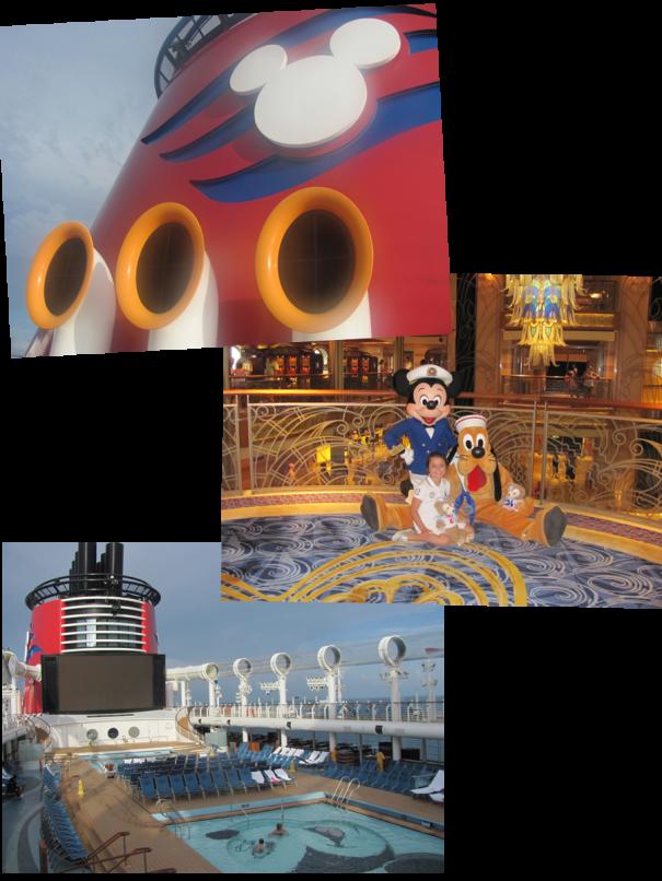 Disney Cruise Line onboard activities