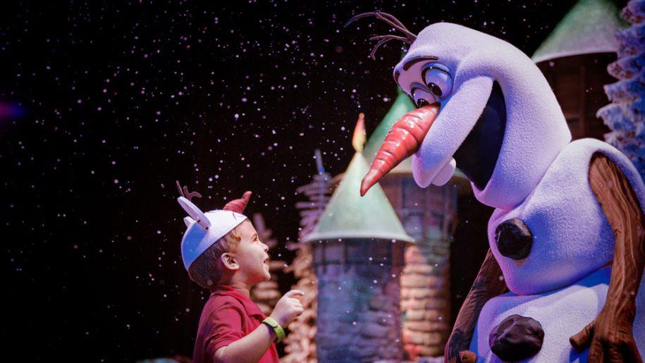 Disney World Offer: Free Dining Plan for Kids
