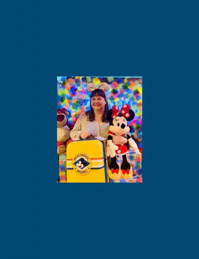 Kathy Osborn - Vacation Planner with Platinum Mouse