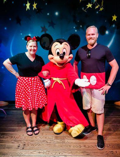 Megan Hanneman - Vacation Planner with Platinum Mouse