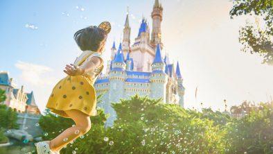 2 free Disney World tickets