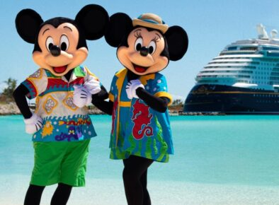 Disney Cruise Line Summer 2022