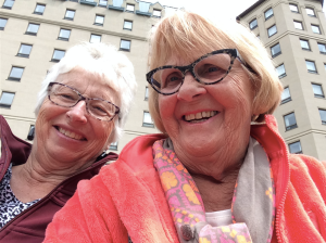 picture of Ruth and Maureen