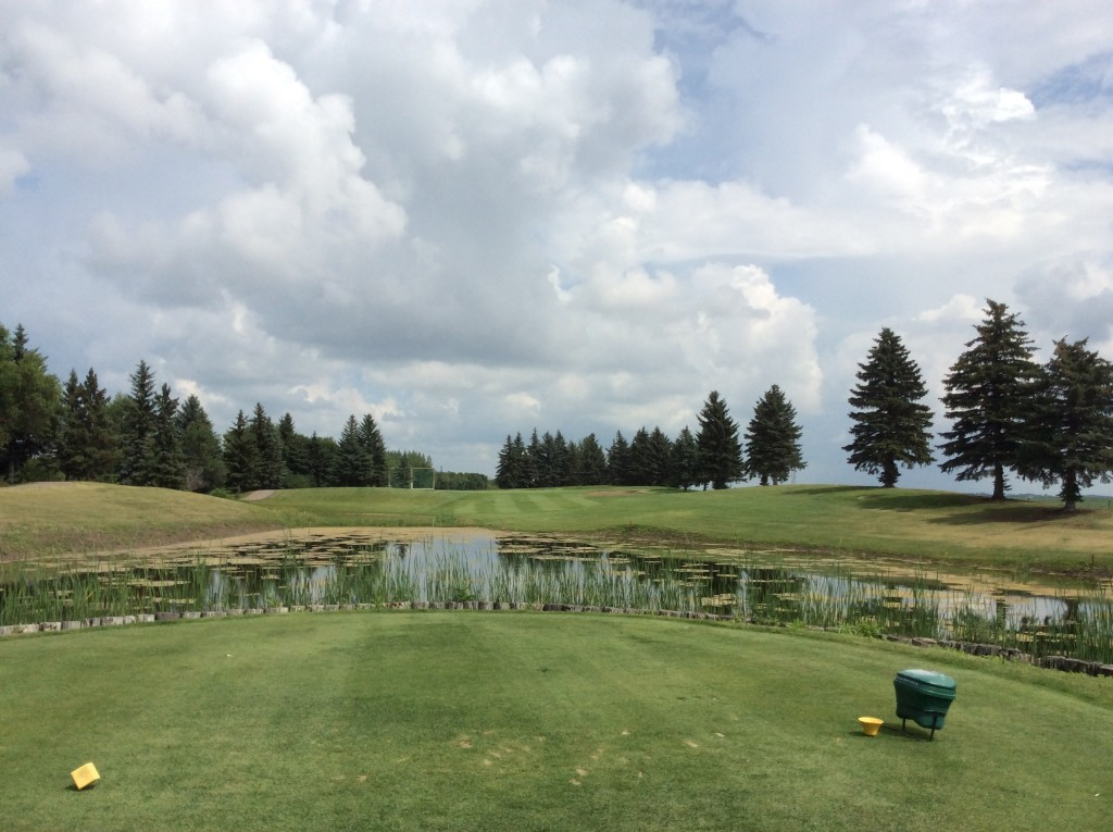 My favourite hole North #4