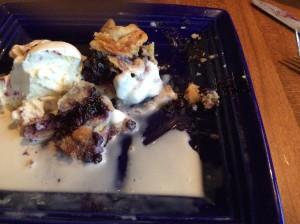 Desert! Huckleberry Pie