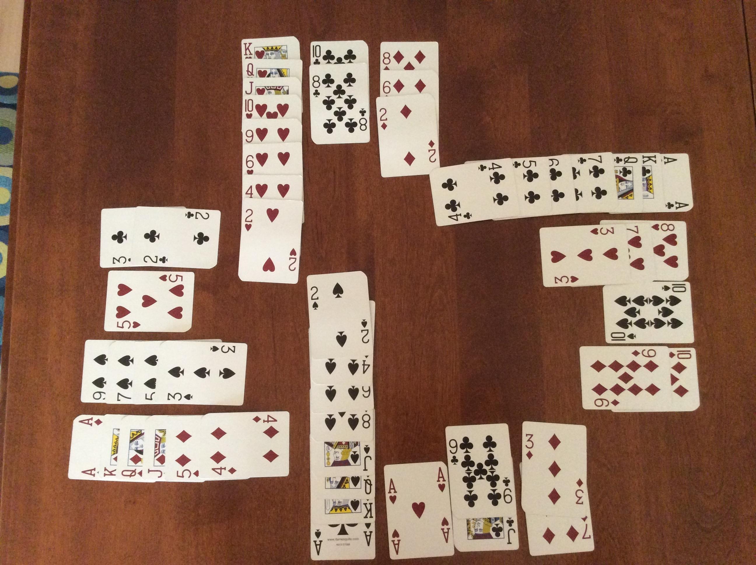The Bridge game
