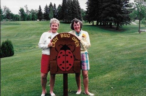 Sonia and Birdie 1987