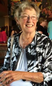 Sharon, Lynn's wife