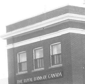 Royal Bank in Craik