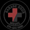 The Garage Door Medics Logo- Expert Garage Door Installation