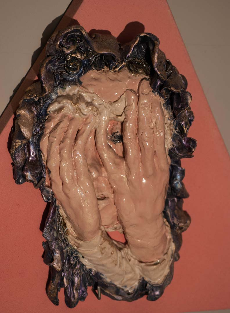 You are currently viewing Bas Relief- Triptych part 2- Mary