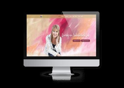 Website Design and SEO for Annette Rugolo, Author of Soul Whisperer