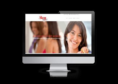 Website Design and Social Media for Shop Maple Grove