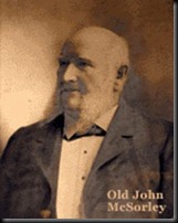 JOHN MCSORLEY
