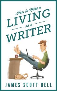 How Make Living Writer-online cover