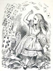Tenniel-Cards