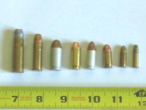 pistol-bullets