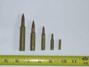 rifle-bullets