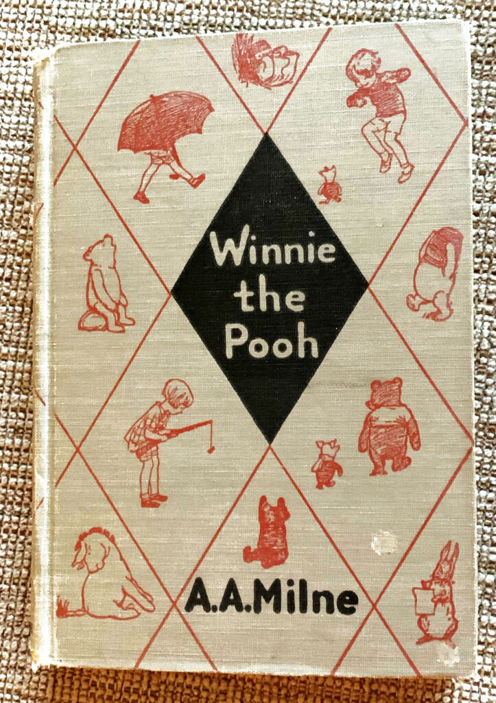 Winnie the Pooh and Writing