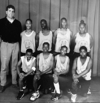 Vancouver Lawyer Scott Parks - Volunteer Basketball Coach