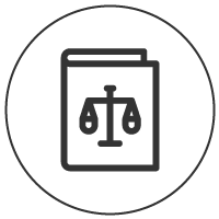 Justice HQ MCLE courses icon