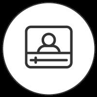 Justice HQ digital resources icon