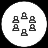 Justice HQ elite network icon