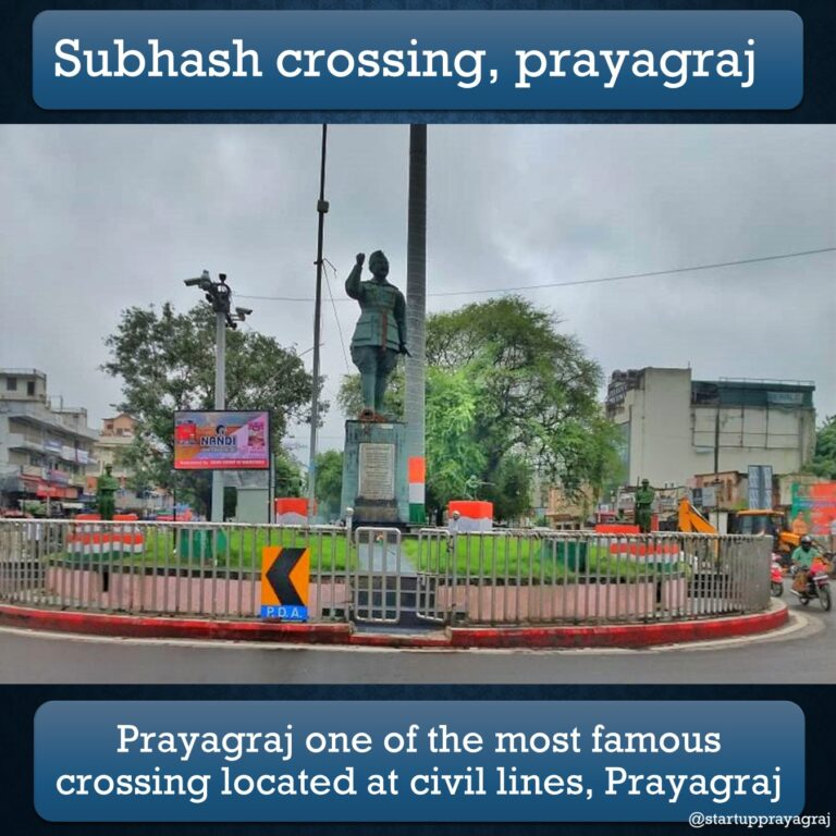 Subhash Chauraha, Prayagraj