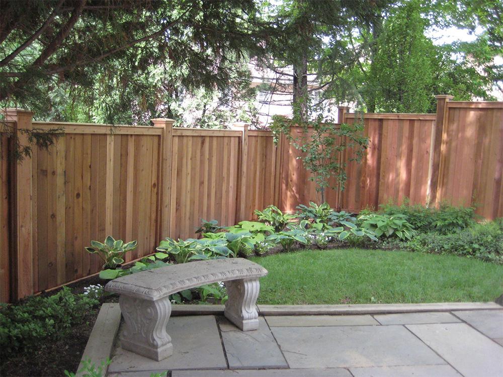 nantucket post cap fences