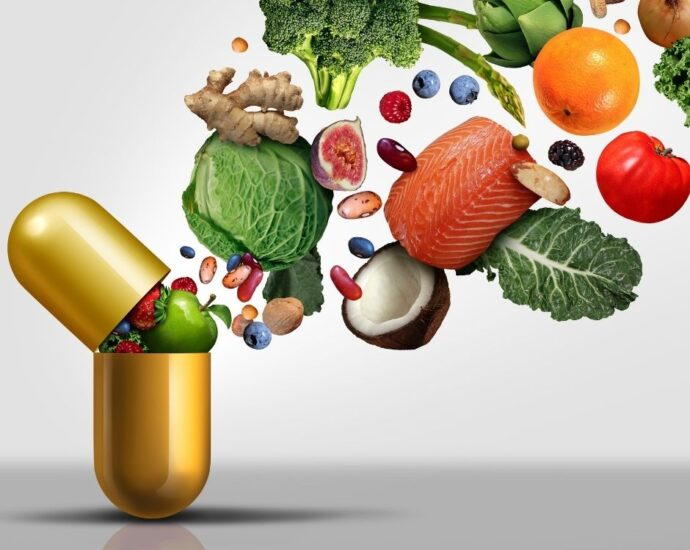 Collagen foods and nutrients as supplements