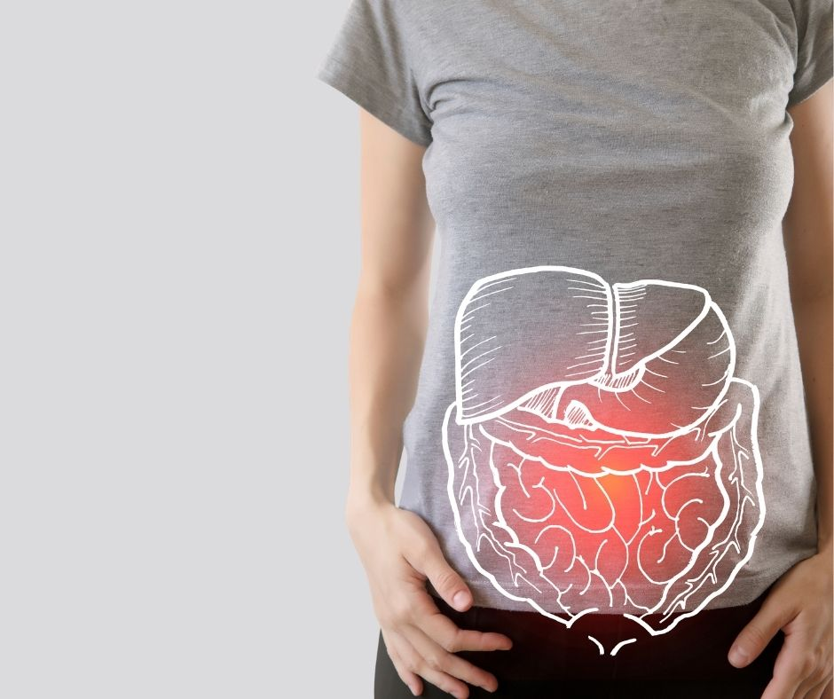 Gut issues and hormone imbalance go hand in hand