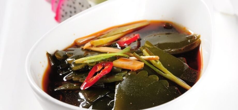 Kelp is so nutritious and can be used in so many ways