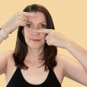 Face yoga with Louise Pitot 2