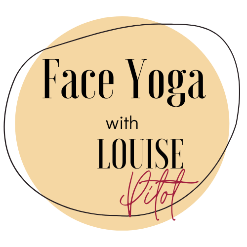Face yoga with Louise Pitot Logo