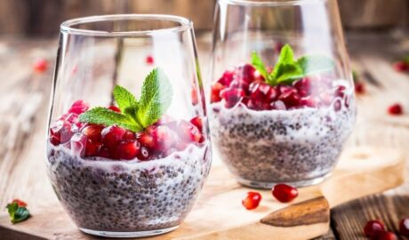 Benefits of chia seeds for hormonal health