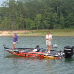 The modern bass boat is full of amazing developments