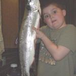 Was your first fish this big?