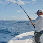 Protect yourself while catching fish