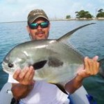 Catch permit like this one in the Dry Tortuga