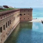 Visit the fort between fishingtrips