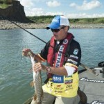 Jeff Kriet with Northern Pike