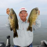 Two nice smallmouth