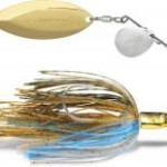 Use a big spinnerbait