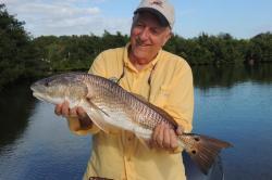 Fish Caught On Fluorocarbon Line