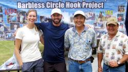 Barbless Circle Hook Project