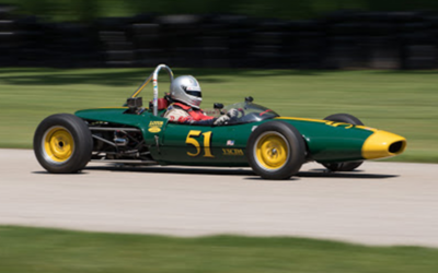 BFR Test & Tune Day for Vintage Racecars